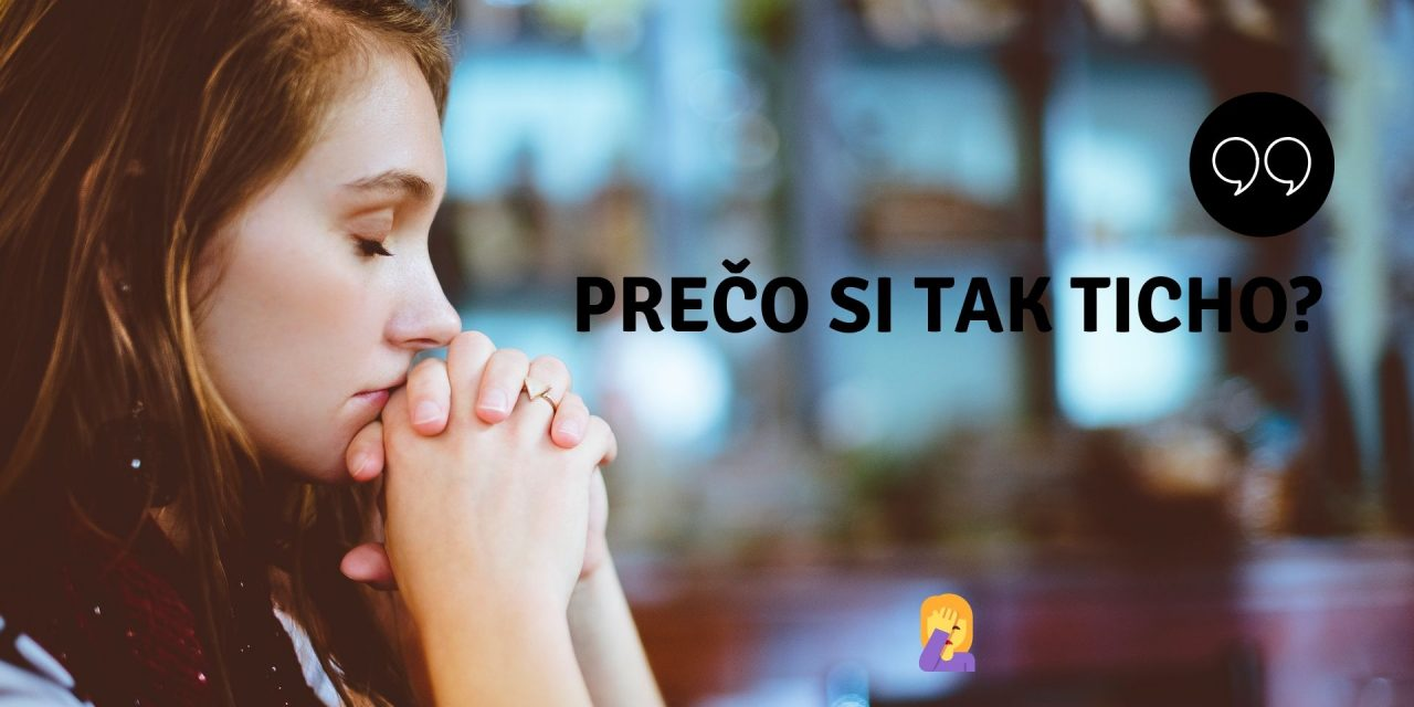 """Prečo si tak ticho? Lebo som Introvert!<span class=""""wtr-time-wrap after-title""""><span class=""""wtr-time-number"""">4</span> min read</span>"""