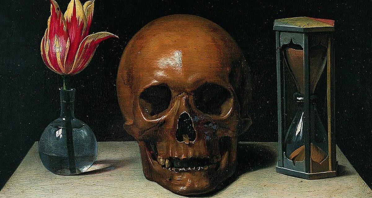 """Memento mori – pamätaj si, že raz zomrieš<span class=""""wtr-time-wrap after-title""""><span class=""""wtr-time-number"""">6</span> min read</span>"""